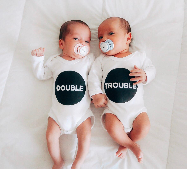 A Chegada dos Gémeos